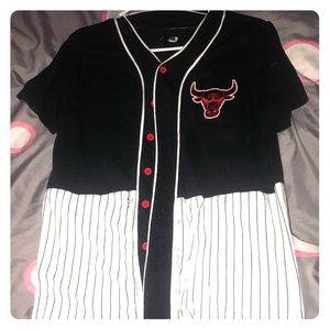 Tops - Button up jersey